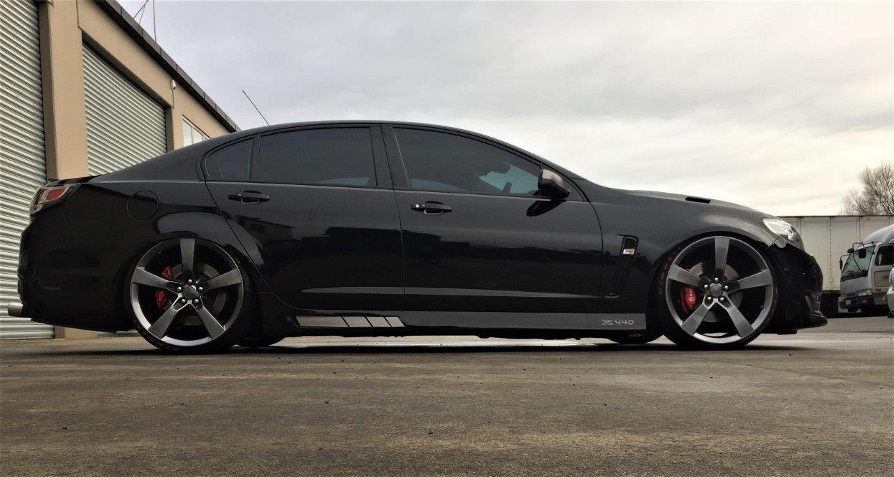 Lowering Kits for VE & VF Commodore - XAIR Performance