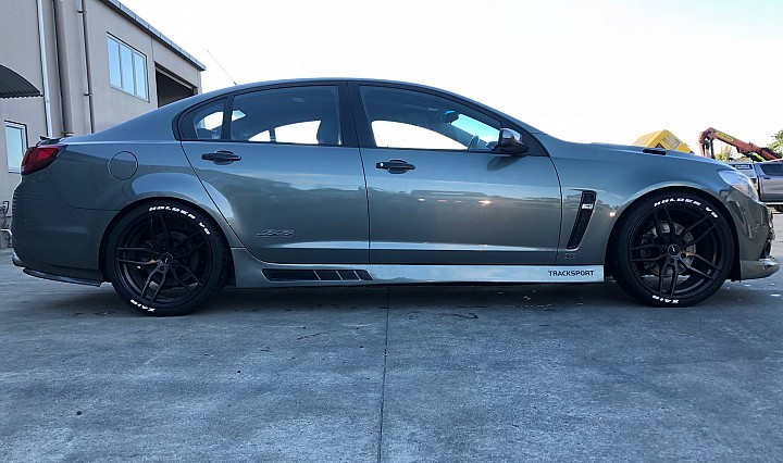 Holden Commodore VF SSV Walkinshaw X370KW 2013