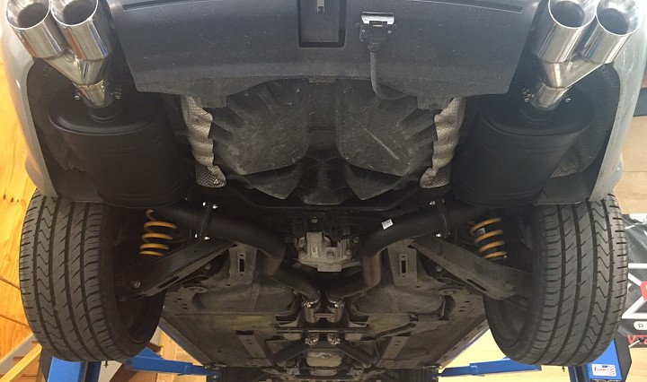 Exhaust and Headers - XAIR Performance