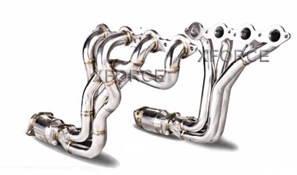 VE/VF Holden V8 X Force Stainless Steel Headers & Cats