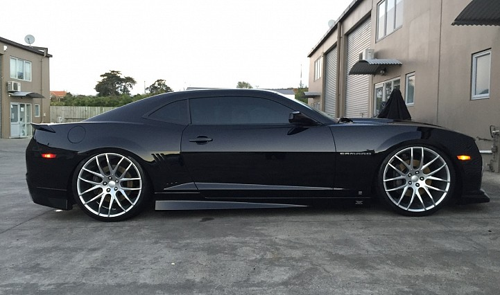 2010 Camaro SS RS Supercharged Manual 760hp
